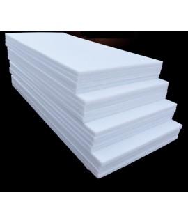1.2米X0.6米 5CM 厚 環保聚酯纖維吸音棉 (40kg密度) 8件裝