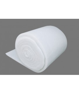 卷裝 1.2米X20米 5CM 厚 環保聚酯纖維吸音棉 (6kg密度)