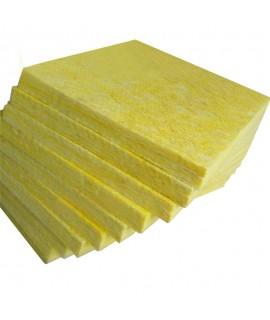 1.2米X0.6米 3CM厚 玻璃纖維吸音棉 (48kg密度)  (1包15張)