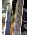 黑色 背膠雙面 魔術貼  (背膠 25米一卷裝 勾面+毛面)
