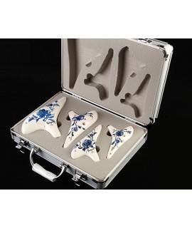 玥音12孔 專業演奏 4件套裝陶笛