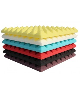 5CM 金字塔 隔音 吸音棉