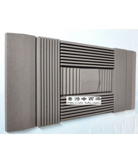 2米組合 牆壁組合型 隔音吸音棉