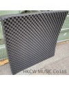 1米X1米 5CM 厚 帶背膠 隔音 波浪棉