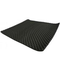 1米X1米 10CM 厚 帶背膠 隔音 波浪棉