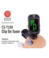 CS-T100 結他調音器