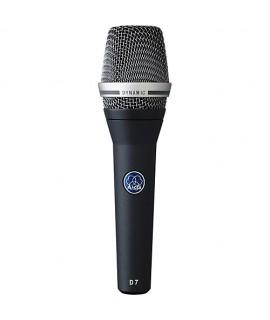 AKG D7 Dynamic vocal microphone