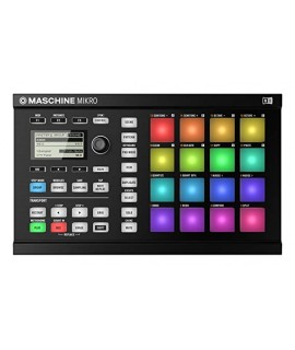Native Instruments Traktor Maschine Mikro mkII