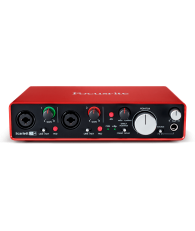 focusrite scarlett 2i4 (2ND GEN) (2IN 4OUT) USB Audio Interface
