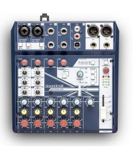 Soundcraft Notepad-8FX Professional Audio Mixers