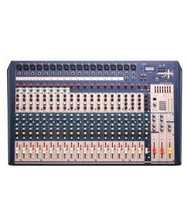 SOUNDCRAFT NANO M24 Professional Audio Mixers