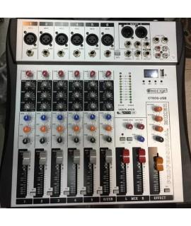 CT60S Professional Audio Mixers