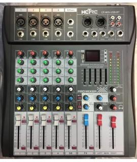 CT60S Professional USB Audio Mixers