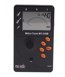 Musedo MT-31GB 多功能 節拍調音器
