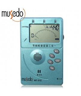 MUSEDO MT-31Z 多功能 古箏調音器