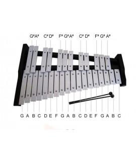 30音鋁板 鋼片琴