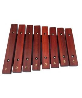 8音 木片琴