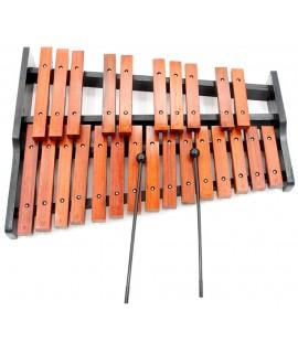 25音 木片琴