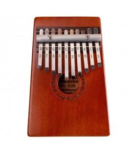 GECKO KS10 10音 便携卡林巴 拇指琴 KALIMBA