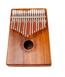 GECKO KS17 17音 便携卡林巴 拇指琴 KALIMBA