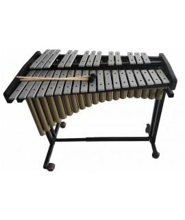 32音 鋁板琴鍵 馬林巴琴連支架 Marimba