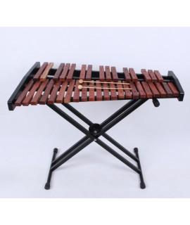 37音 木琴鍵 木片琴 連X型琴架