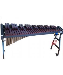 49音 紅木琴鍵 馬林巴琴連支架 Marimba