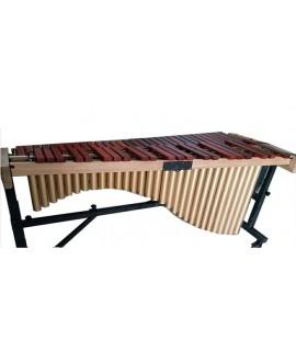 52音 紅木琴鍵 馬林巴琴連支架 Marimba