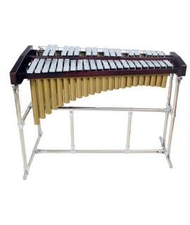 MAN-37 37音 鋁板琴鍵 馬林巴琴連支架 Marimba