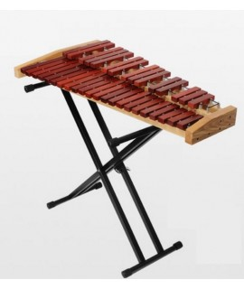 FLEET 37音 木琴鍵 木片琴 連X型琴架