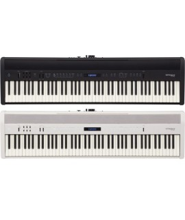 Roland FP-60 WH / BK (PIANO ONLY Package)