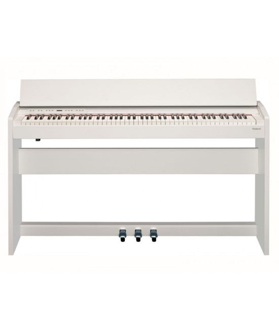 Roland F-140R WH / CB (Full Set Package)