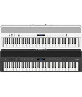 Roland FP-90 WH / BK (Piano Only Package)
