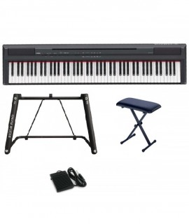 Yamaha P-115 BK / WH (U-STAND Package)