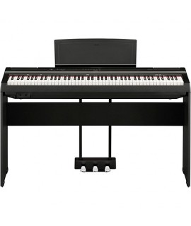 Yamaha P-125 BK / WH (中文面板) (FULL SET Package)