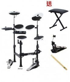 Roland TD4KP 電子鼓 (Full set package)
