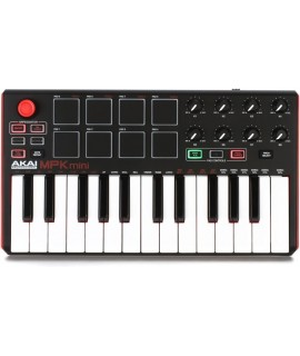 AKAI MPK Mini MK2 MIDI KEYBOARDS