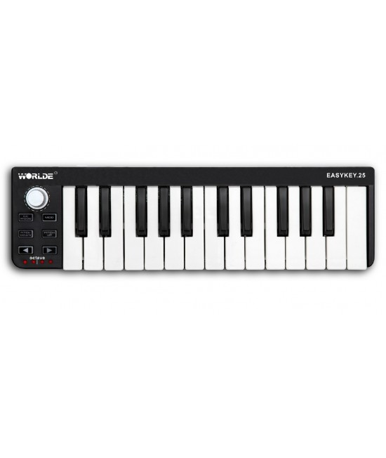 worlde EASY KEY25 MIDI