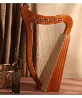 19弦 小豎琴 19 STRINGS HARP HA03