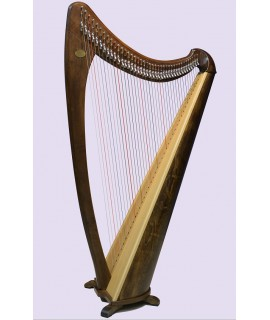 Eagle 40弦 愛爾蘭 豎琴 40 Strings Irish Harp