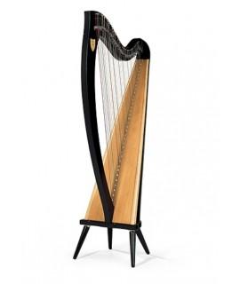 美國 Lyon & Healy Ogden 34 弦豎琴