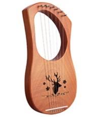 7弦 萊雅琴 lyre harp 馴鹿款